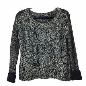 American Eagle Knit Scoop Neck Sweater Sz.S